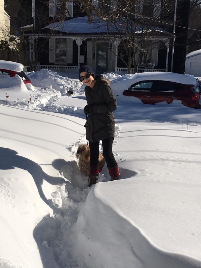 Hope Keller snow