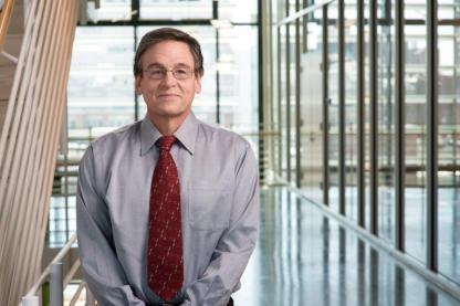 Dean Julius Isaacson Professor Steven Grossman
