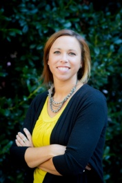 Professor Jessica Emerson, J.D. '13, founder and director of UB's Human Trafficking Prevention Project