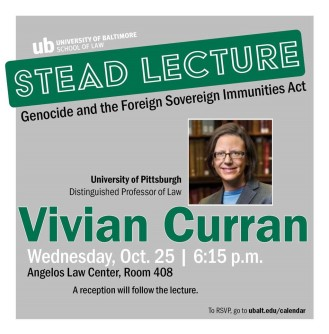 10-25-17 Stead Lecture
