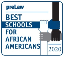PreLaw Best Schools for African Americans 2020