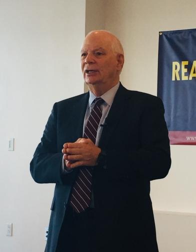 U.S. Senator Ben Cardin of Maryland